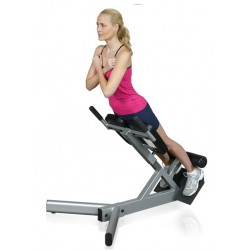 Inflight Fitness Hyper-Back Extension Bench