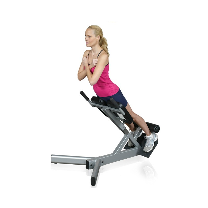Inflight Fitness Hyper Back Extension Bench Coast Fitness