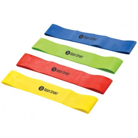 Body Sport Loop Exercise Bands