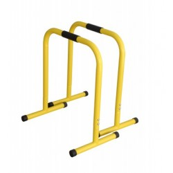 Gympak Parallete Bars - Yellow Equalizer