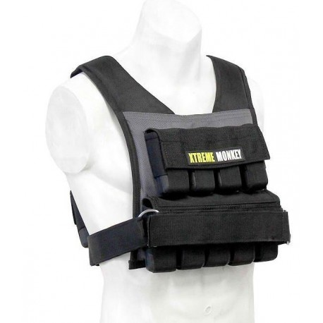 Xtreme Monkey XM-3710 45lb Adjustable Commercial Weight Vest