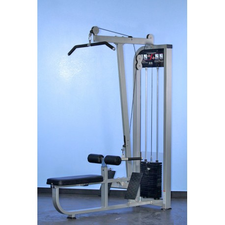 Muscle D Lat/Low Row Combo Machine (MDD-1004)