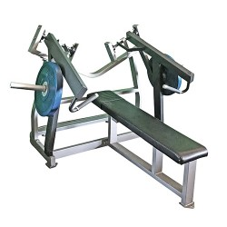 Muscle D Horizontal Bench Press (MDP-1038)