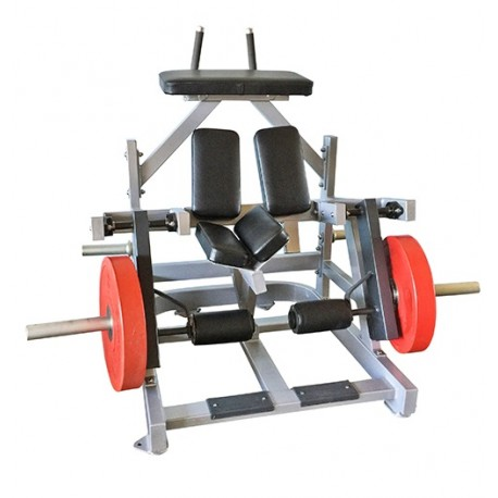 Muscle D Iso Lateral Kneeling Leg Curl (MDP-2008)