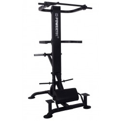 Powertec Levergym Chin/Dip Assist Plus (L-CDA+16)