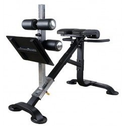 Powertec Dual Hyperextension Crunch (P-HC16)