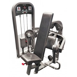 Muscle D Seated Bicep Curl Machine (MDC-1010)