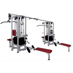 Muscle D Standard 8 Stack Jungle Gym (MDM-8R)