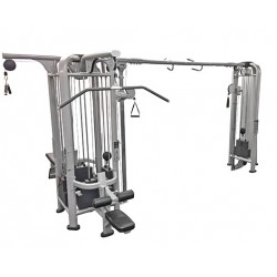 Muscle D Deluxe 5 Stack Jungle Gym Version A (MDM-5SA)