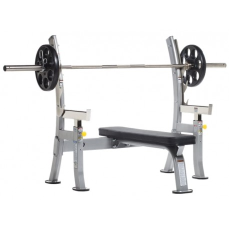 TuffStuff COB-400 Olympic Bench w/Safety Stoppers