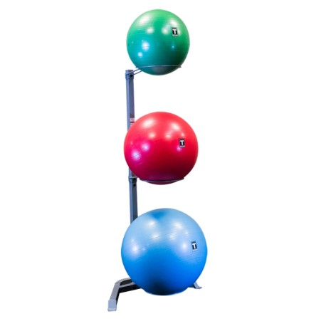 Body-Solid GSR10 Stability Ball Storage Rack