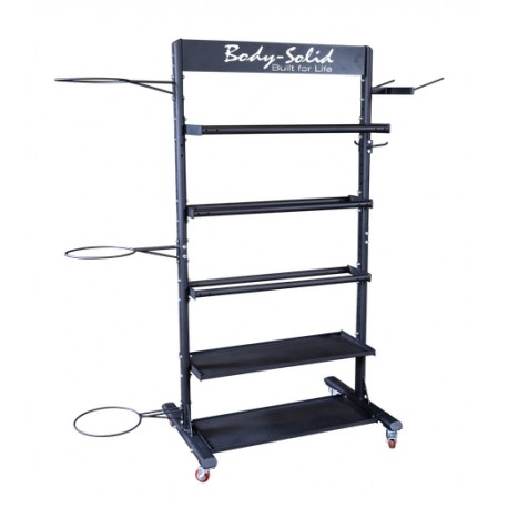 Body-Solid GAR250 Multi-Storage Tower