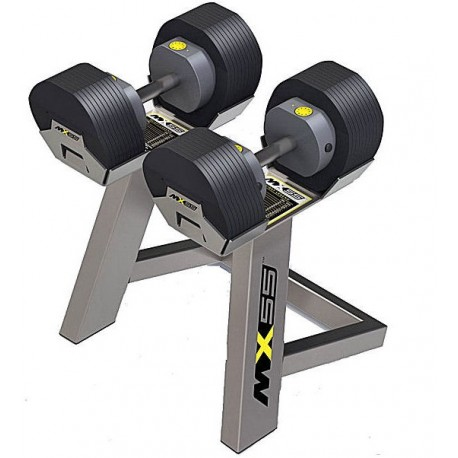 MX Select 55 Adjustable Dumbbell Set
