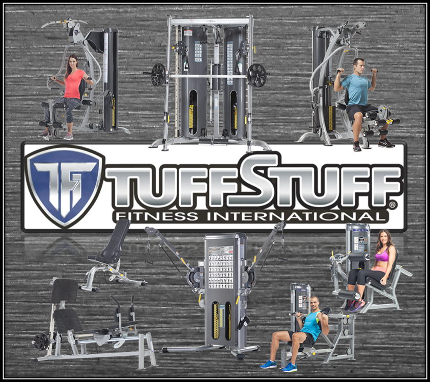 Tuff Stuff Fitness