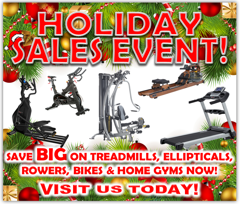HOLIDAY SALES EVENT!
