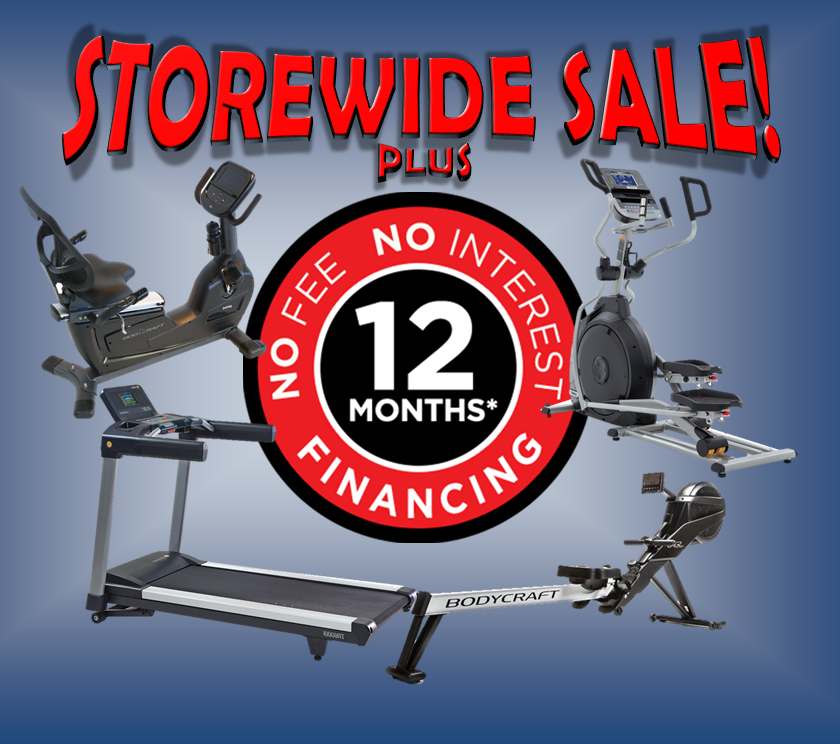 STOREWIDE SALE! + 12 MONTHS NO INTEREST FINANCING