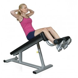 Inflight Fitness Ab Bench