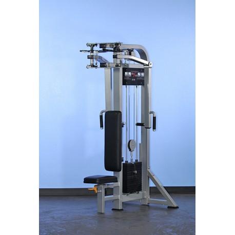 Muscle D Pec Deck/Rear Delt Combo Machine (MDD-1003)