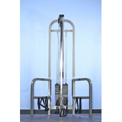 Muscle D Hi/Low Pulley Combo Machine (MDD-1010)