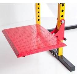 Powertec Power Rack Step-Up Plate Attachment (WB-PR15-SUPA)