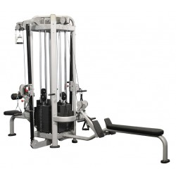 Muscle D Deluxe 4 Stack Jungle Gym Version B (MDM-4SB)