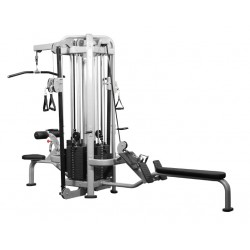 Muscle D Deluxe 4 Stack Jungle Gym Version A (MDM-4SA)