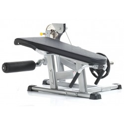 TuffStuff CPL-400 Plate Load Leg Extension/Prone Leg Curl Bench