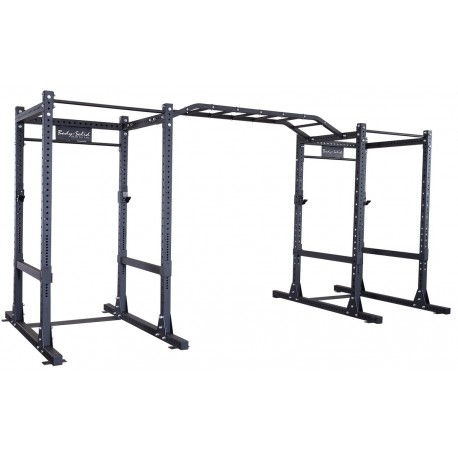 Body-Solid SPR1000DB Commercial Power Rack Package
