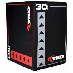 TKO 3-N-1 Foam Plyo Box
