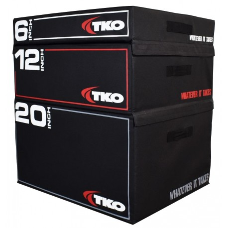 TKO Steel Plyo Boxes