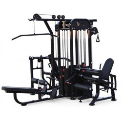 Muscle D Compact - 4 Stack Multi Gym (MDM-4SCB)